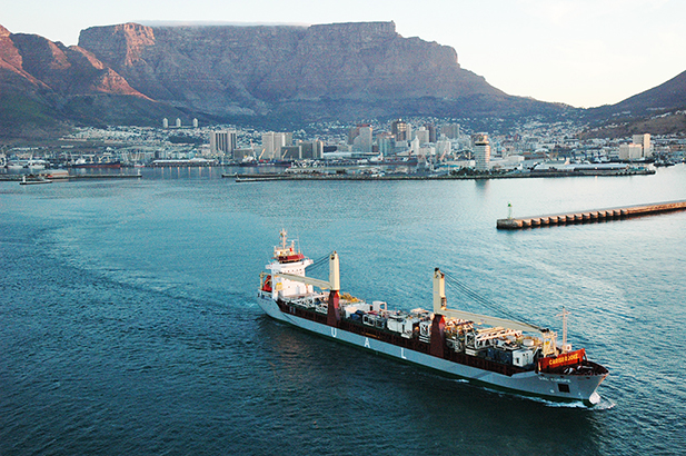 UAL Europe in Cape Town