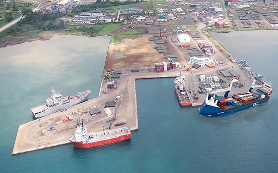 UAL K5 port