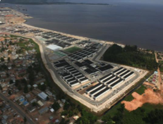 UALAngolan port
