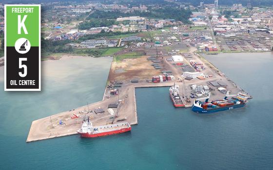 K5 Freeport & Oil Centre