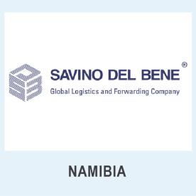 Savino Del Bene Namibia