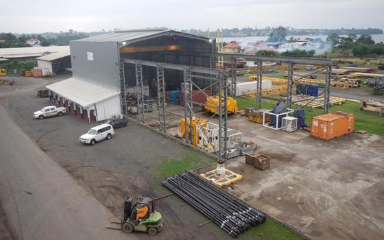 K5 Warehouse