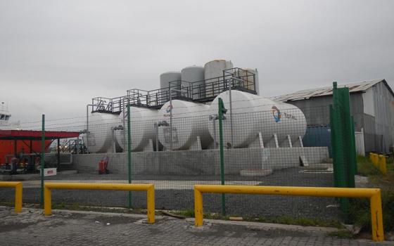 K5 Gas Storage