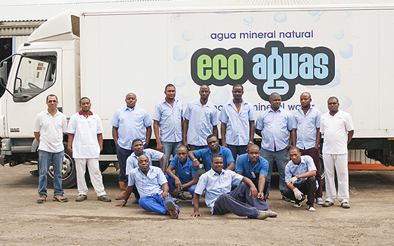 Ecoaguas Team