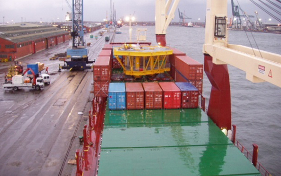 Mozambique cargo