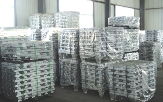 UAL Namibia zinc ingots cargo 2
