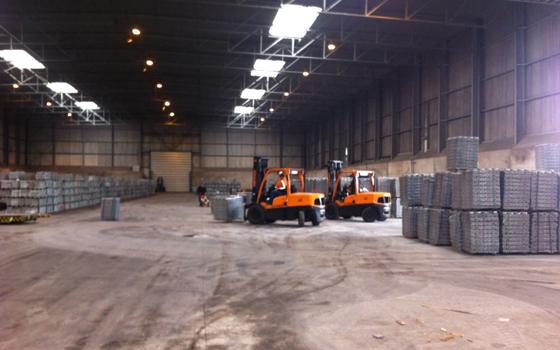 Warehouse inside (DMT) 2